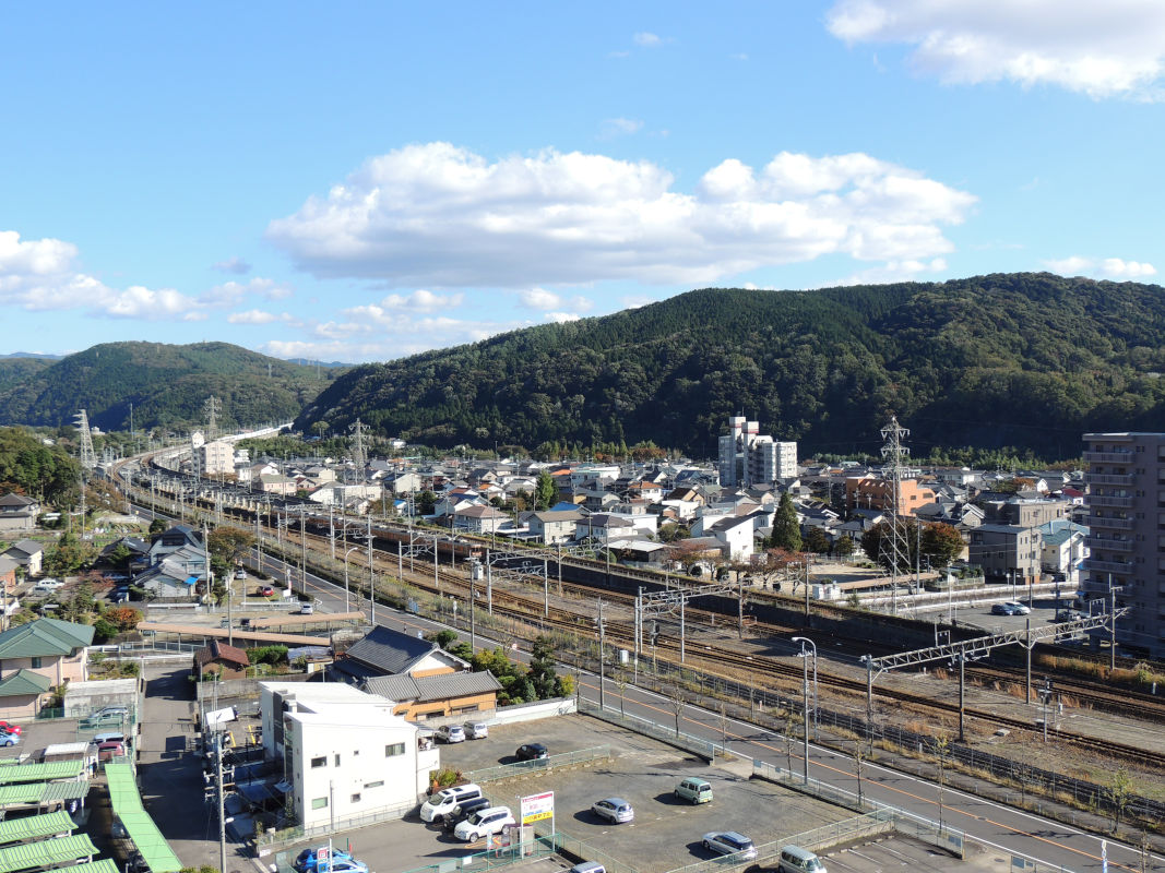 JR中央本線「高蔵寺駅」