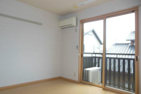 サニーガーデンⅡ 203号室 洋室(居間)