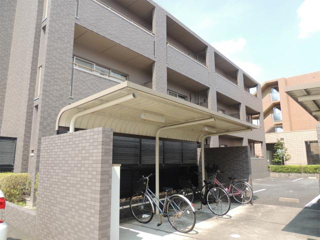 ワンダフルコートⅠ 駐輪場