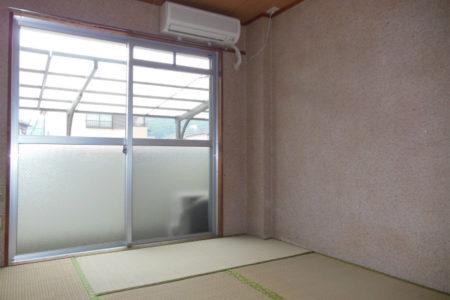 コーポ千暁 105号室 春日井市高蔵寺町 1K 洋室(内装)