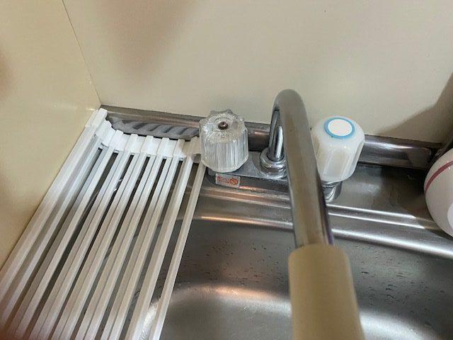 キッチン水栓のハンドルの交換 サンプロジェクトは、日曜日も営業をしています。
