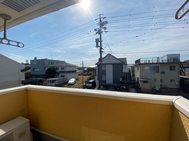 ハッピネス トモ 202号室 春日井市気噴町北 2LDK ペット飼育可能 眺望