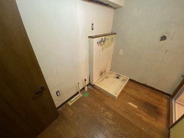 リバピア中央台10棟302号室 お風呂の入れ替え完了しました。